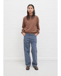 Baserange Indre Pants - Grey