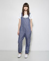 Engineered Garments - Waders Overall - Lyst