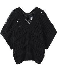 Limi Feu - Wind Cable Knit - Lyst