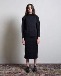 Organic By John Patrick - Slim Skirt - Lyst