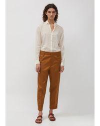 Forte Forte Makò Cotton Twill Pants - Multicolor