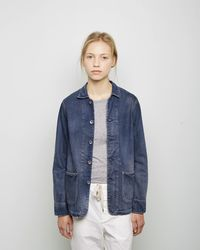 Chimala - Denim Chore Jacket - Lyst