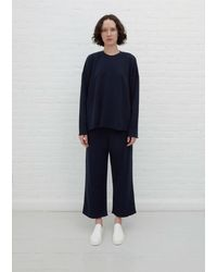 6397 Cut Sweatshirt - Blue