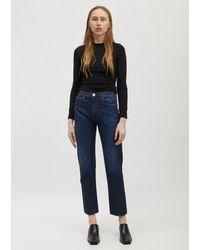 "Totême Dark Blue Wash Original Jeans - 34"""