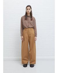 Toogood The Writer Trouser - Multicolour