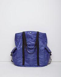 Zucca - Puffer Tote Bag - Lyst