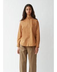 Moderne - Mandarin Shirt - Lyst