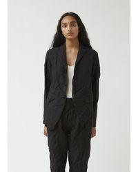 Pas De Calais Recycled Polyester Jacket - Black