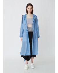 Zucca - Packable Rain Jacket - Lyst