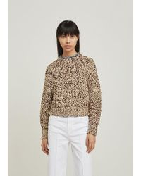 Isabel Marant - Wenji Loose Knit Pullover Sweater - Lyst