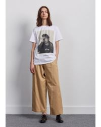 A.P.C. - Unisex Transmission Graphic Tee - Lyst