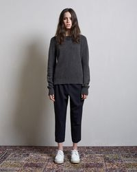 Organic By John Patrick - Two Pocket Cropped Pant - Lyst