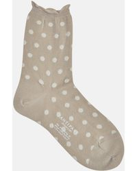 Antipast - Polka Dots Socks - Lyst