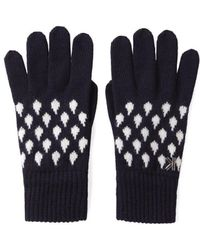 KENZO - Rain Drop Gloves - Lyst