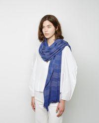 Rachel Comey - Womenweave Cotton Scarf - Lyst