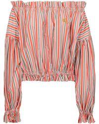Vivienne Westwood Anglomania Blouses - Orange