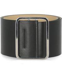 McQ High-waisted Belts - Black