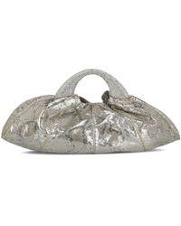 Rene Caovilla Shoulder Bags - Metallic