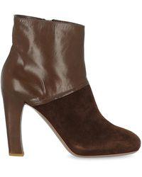 Roberto Del Carlo Ankle Boots - Brown