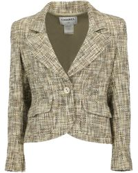 Chanel Blazer - Brown
