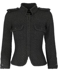Chanel Blazer - Black