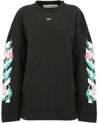 Off-White c/o Virgil Abloh Sweatshirts - Black
