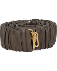 Miu Miu Belts - Brown