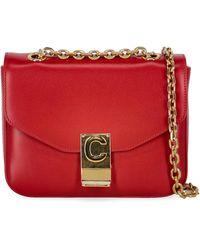 Celine Cross Body Bags - Red