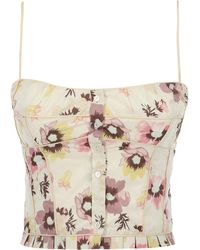 Louis Vuitton Bralette Tops - Pink