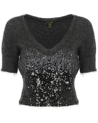 Louis Vuitton Pullover - Black