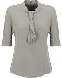 Balenciaga Top - Gray