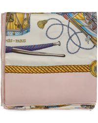 Hermès Foulard - Multicolore