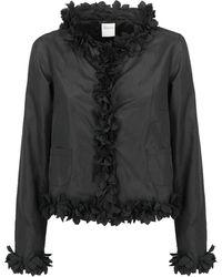 RED Valentino Jackets - Black