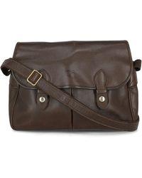 Longchamp Cross Body Bags - Brown