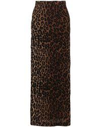 Dolce & Gabbana Longuette - Brown