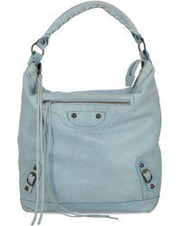 Balenciaga Hobo Bags - Blue