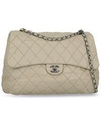 Chanel Borse a spalla - Grigio