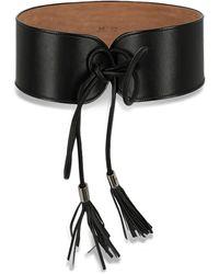 Dolce & Gabbana Cinture a vita alta - Nero