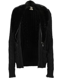Hermès Cardigan - Black