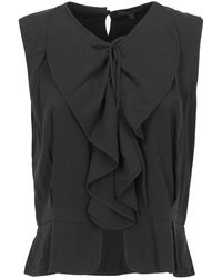 Louis Vuitton Top - Black
