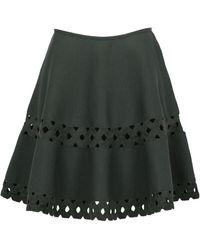 Alaïa Midi Skirts - Green