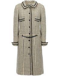 Chanel Single-breasted Coats - Black