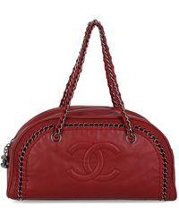 Chanel Borse a mano - Rosso