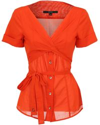 Gucci Camicie - Arancione