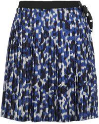 Louis Vuitton Midi Skirts - Blue