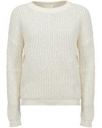 DKNY Pullover - White