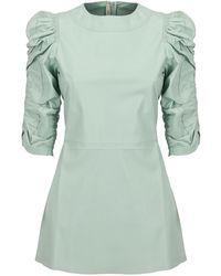 Celine Vestiti mini - Verde