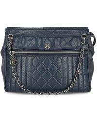 Chanel Borse a spalla - Blu