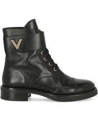 Louis Vuitton Tronchetti e stivaletti - Nero