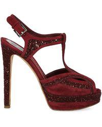 Dior Sandali - Rosso